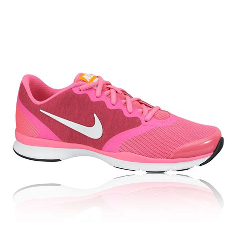 nike in tr 4 womens pink running shoes uk sale best price