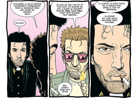 Preacher Livre 3 Steve Dillon Preacher Retour Sur Un Comics Culte Et D 233 Jant 233