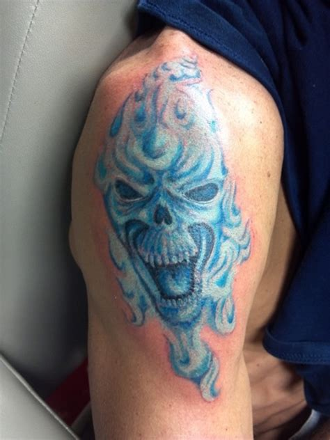Flame And Fire Tattoo Ideas With Flames Tattoos