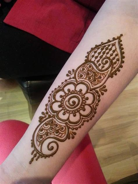simple henna tattoo designs for arms easy design for beginners henna mendhi designs