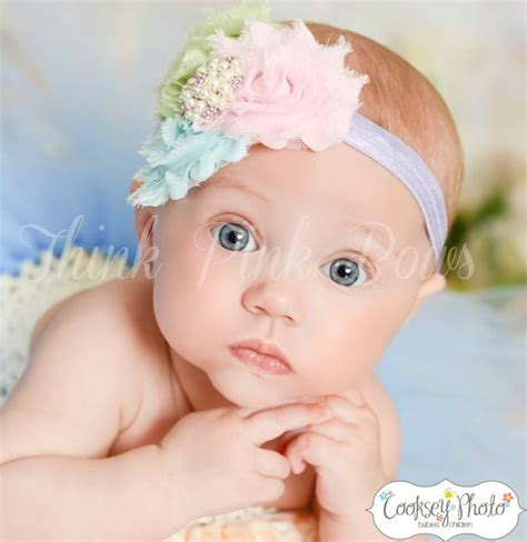 baby headband headband flower headbands baby by kinseygraceco baby headbands easter headbandbaby headband baby flower