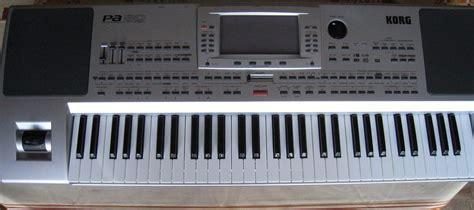 korg pa80 image 162351 audiofanzine