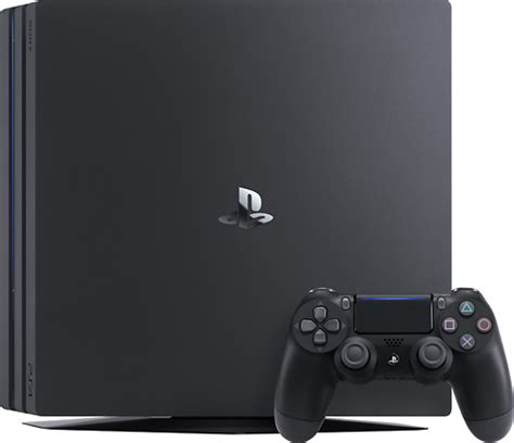 playstation console sony playstation 4 pro console black 3002470 best buy