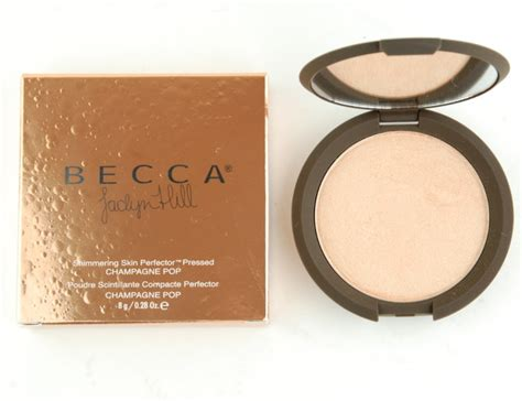 Mac Flashtronic Hill A Make Up Cosmetics Perfume And The Substance Of Style by Becca X Hill Chagne Pop Shimmering Skin