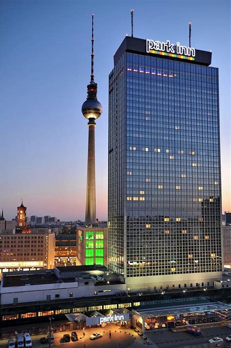 Park Inn By Radisson Berlin Alexanderplatz Bewertungen