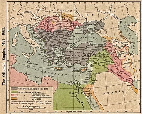 Map Of Ottoman Empire At Its Height Episode 26 History Of The Ottoman Empire Part I 15 Minute History
