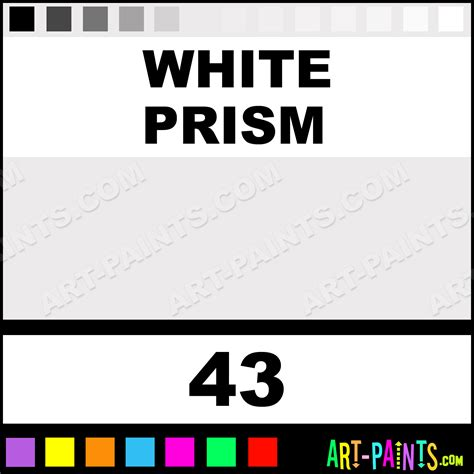 white prism glitter stacks paints 43 white prism paint white prism color grl