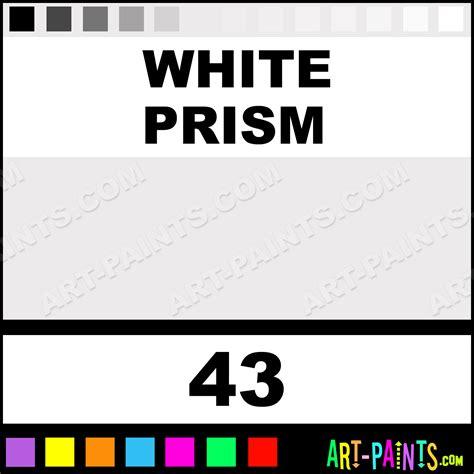 paint color prism white white prism glitter stacks paints 43 white