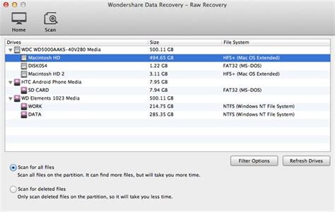formatted external hard drive recovery mac how to recover mac files restore data after formatting