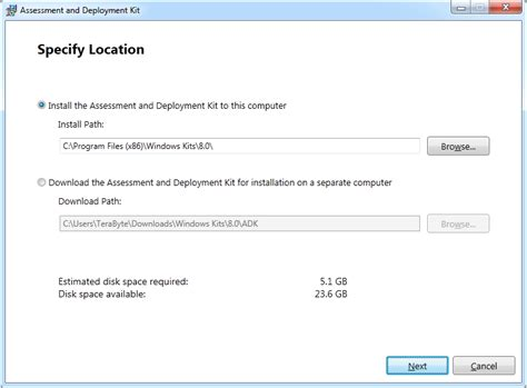 windows 10 adk tutorial terabyte unlimited support how to guides