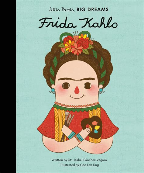 frida kahlo quarto kids books