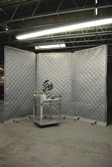 industrial soundproofing curtains industrial soundproofing curtains noise cancelling barriers