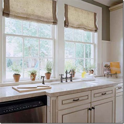 window treatments for kitchen kitchen window coverings marceladick