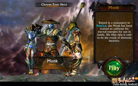 game nhap vai mod cho android eternity warriors 3 hd v4 1 mod tiền game nhập vai level