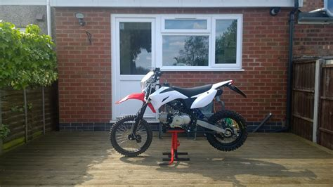 twinshock motocross bikes for sale uk kurz rt1 road legal pit bike dirt motocross enduro 125cc