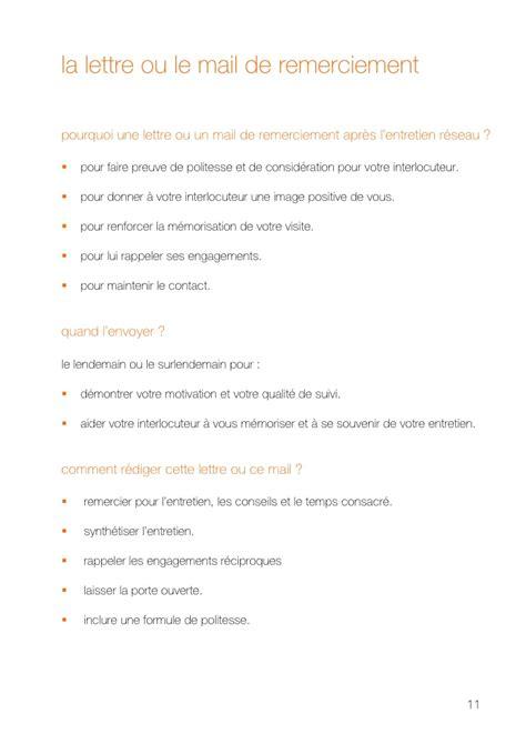 Exemple De Lettre De Remerciement Apres Entretien Modele Lettre De Remerciement Apres Entretien D Embauche