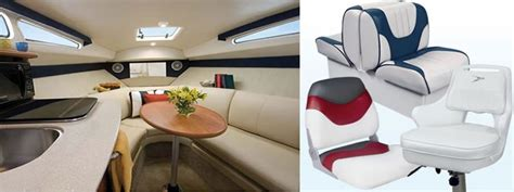 Reupholstery Service Boat Upholstery Services