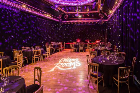 voodoo room wedding receptions and ceremonies the voodoo rooms