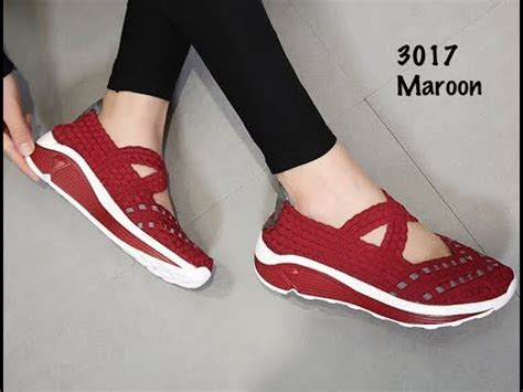 Sepatu Kets Wanita 3 inilah sepatu rajut wanita dewasa sepatu kets terbaru