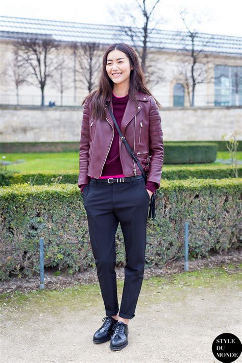 Style Liu by Fashion Week Fw 2014 Style Liu Wen Style