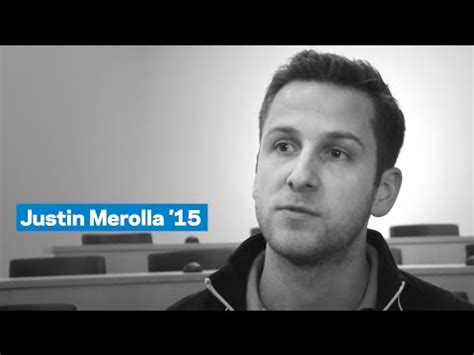 Mba Student Profile by Mba Student Profile Justin Merolla 15