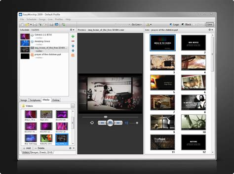 format video easyworship 2009 easyworship 2009 meycelino