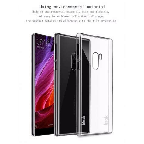 imak 2 ultra thin for xiaomi mi mix transparent jakartanotebook
