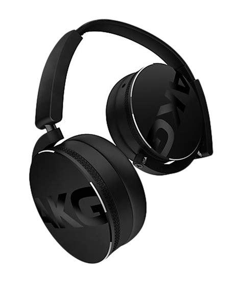 Headset Akg Y50 buy akg y50 on ear headphones black at best price