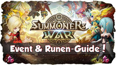 Garden Event Summoners War Summoners War Cherry Blossom Event Runen Guide