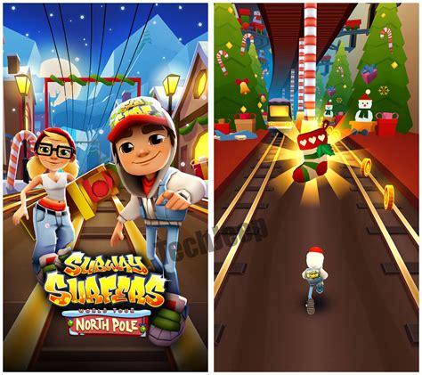 subway surfers apk subway surfers pole 1 48 3 modded apk unlimited coins and techjeep