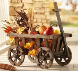 Cowboy Nursery Decor Rustic Wooden Decorative Garden Wagon