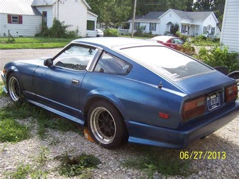 79 datsun 280zx find used 79 datsun 280zx project or parts car in