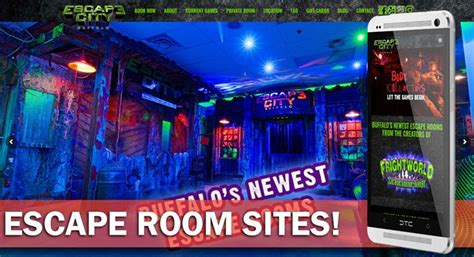 escape room deals website design creative marketing web by rogues hollow