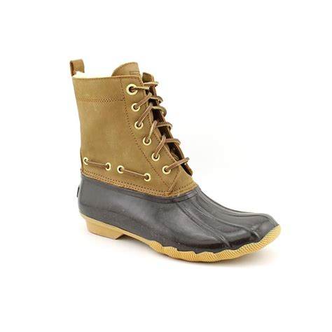 brown timberland womens collection charming sperry duck