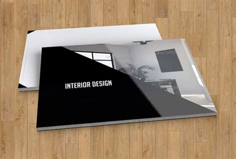 interior design catalog 21 interior exterior brochure templates themes