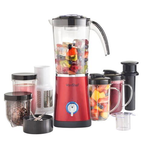 Blender Juicer vonshef blender juicer grinder smoothie maker for 220