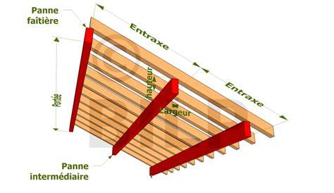 Calcul Charpente Bois Gratuit 4195 by D 233 Terminer La Section Des Pannes Les Guides De La