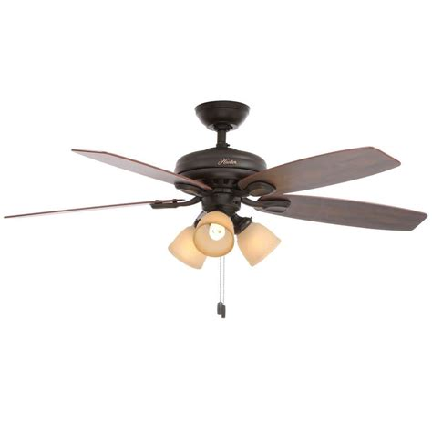 Highbury 52 In Indoor Bronze Ceiling Fan 52006