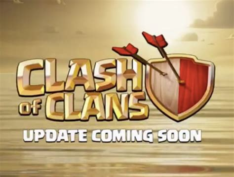 in clash of clans what is the boat for clash of clans boat update release date excitement