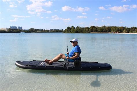 sup kayak seat cargo cart trolley seat all in one for boat