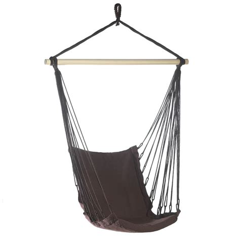 swing chairs for outdoors outdoor espresso swing chair wholesale at koehler home decor