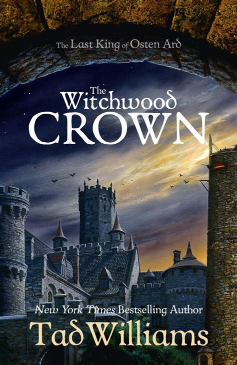 the witchwood crown book 147360320x cover reveal the witchwood crown by tad williams hodderscape