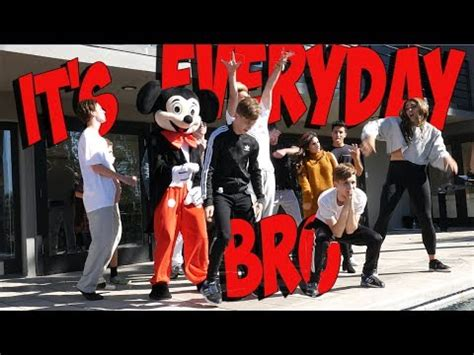 it's everyday bro parody vlog ! welcome to team 10 ! youtube