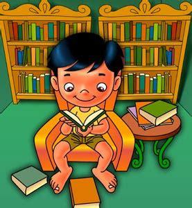 gambar membaca buku