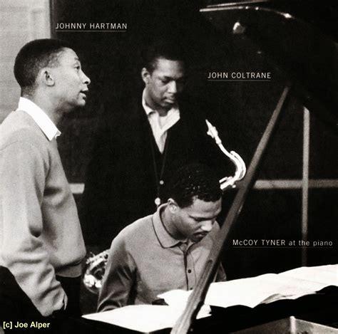 johnny hartman jazz profiles john coltrane and johnny hartman a