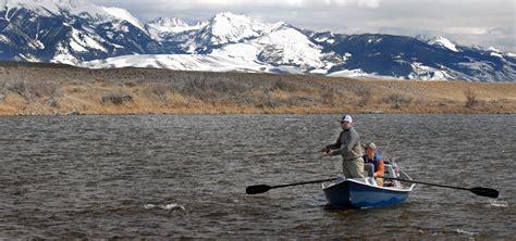 drift boat blue book blue ribbon trout streams of montana