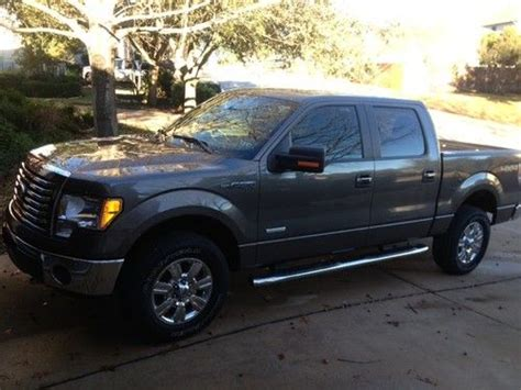 how to sell used cars 2012 ford f150 auto manual sell used 2012 ford f150 super crew 4x4 ecoboost awesome like new in austin texas united