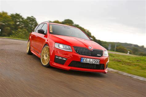 Auto Bild Sportscars Ausgabe 4 2013 by Tuning Reiger Und Milotec Skoda Octavia Combi Rs