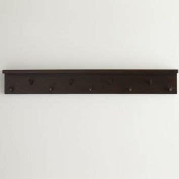 andes wall mounted coat rack best mounted coat rack products on wanelo