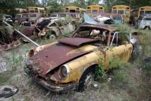 Porsche Restoration Florida Gk Restoration S Porsche Graveyard Hemmings Daily